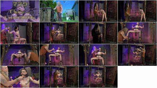 SensualPain com scene 779 Chair of Vulnerability Abigail Annalee 1080p