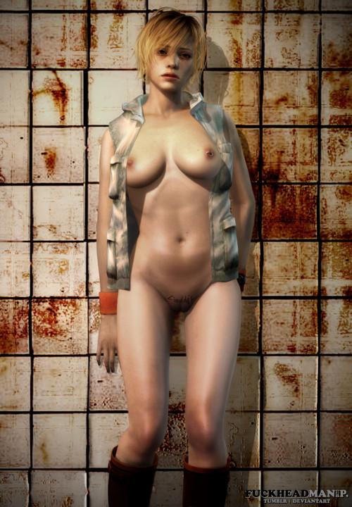Heather Mason 3D Porno
