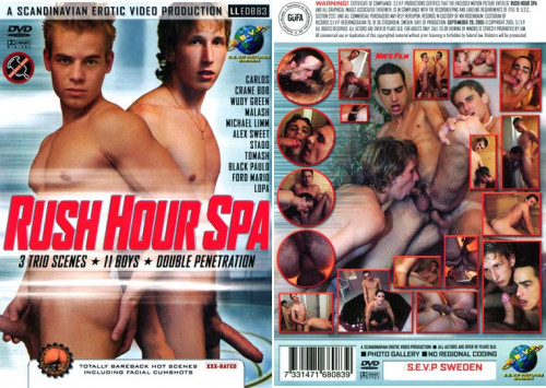 Rush Hour Spa Gay Full-length films