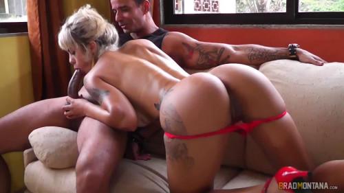 Shayene Samara - Falsa magra adora anal - 720p Classic Sex