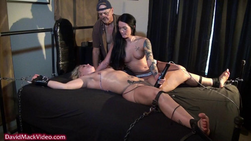 TheBondageChannel - Maria and Adara Full Session