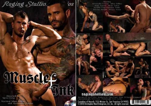 Muscle & Ink Gay Porn Movie