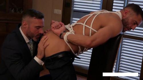 Bound (Manuel Skye, Emir Boscatto) Gay BDSM