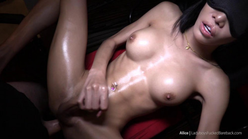 Alice Blindfolded Impaled and Creampied (2016)