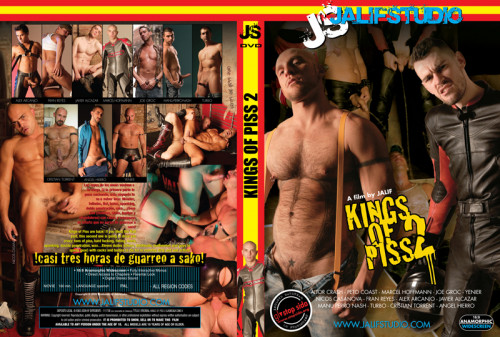 Kings Of Piss vol.2 Gay Porn Movie