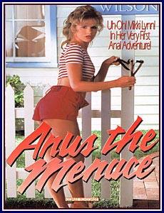 Anus The Menace