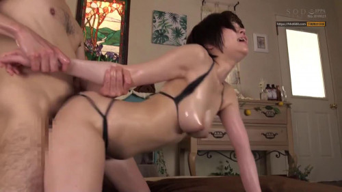 All Natural Asian Babe Pounded Hard