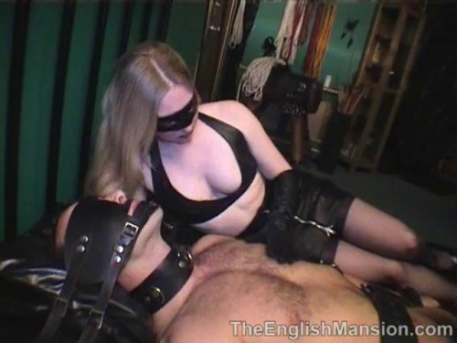 Erection Injection Femdom and Strapon