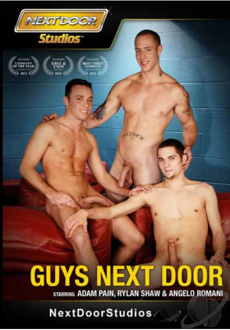 Guys Next Door Gay Porn Movie