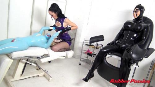 Rubber Doll Clinic Part Four (2017) BDSM Latex