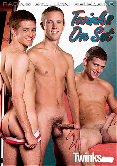Twinks On Set Gay Porn Movie