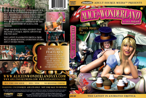 Alice in Wonderland 3D Porno