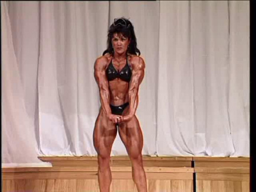 Best Of Women's Muscle Power Vol.1 Female Muscle
