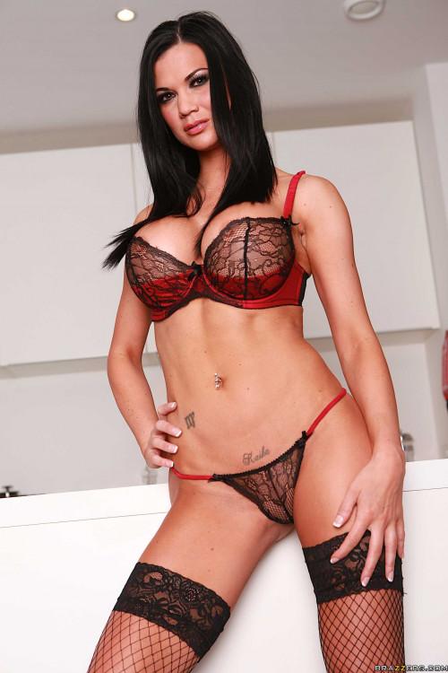 Jasmine Jae porn photo