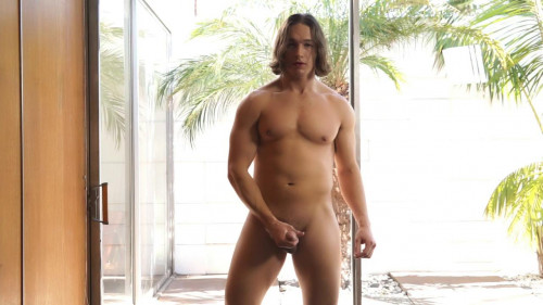 Nick Speedmanis the latest str8 college lad to discover himself