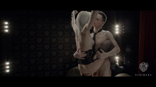 Sensual Hungarian hottie Zazie Skymm enjoys tying obsession sex session