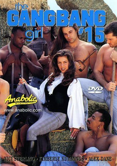 Hot Gang Bang Girl Vol. 15