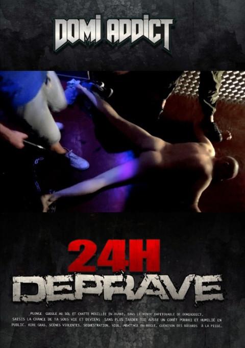 DomiAddict - 24h Deprave