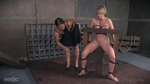 Real time bondage Sweet Agony Part 2 Dee Williams BDSM
