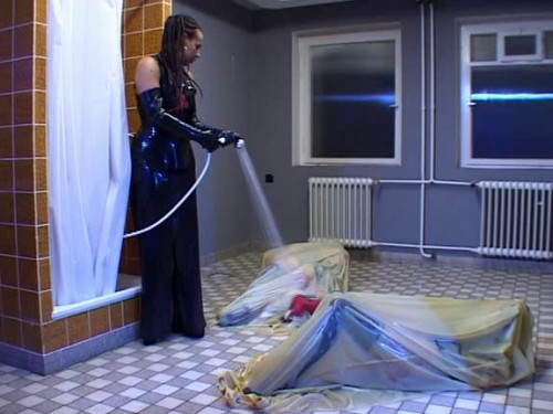 St Latex Hospital BDSM Latex