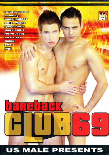 Bareback Club vol.69 Gay Full-length films