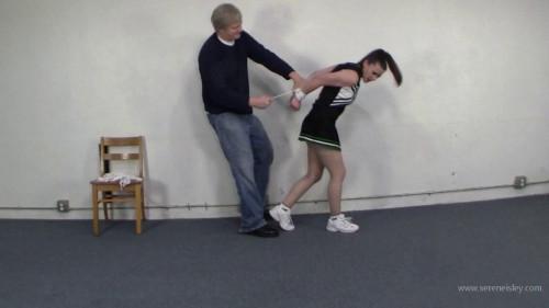 Serene Isley - Rough Handled Cheerleader