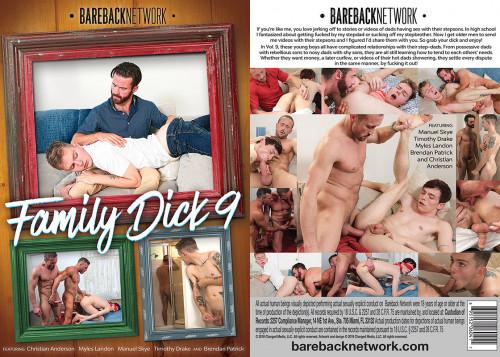 Bareback Network – Family Dick Vol.9 Full HD (2019)