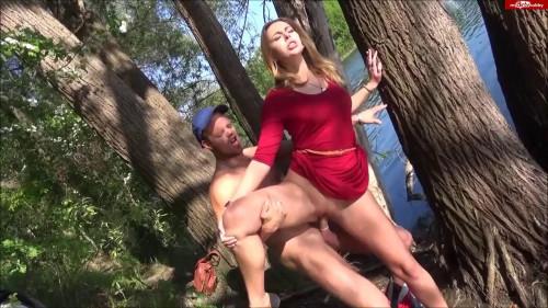 horny outdoor Amateur Porn
