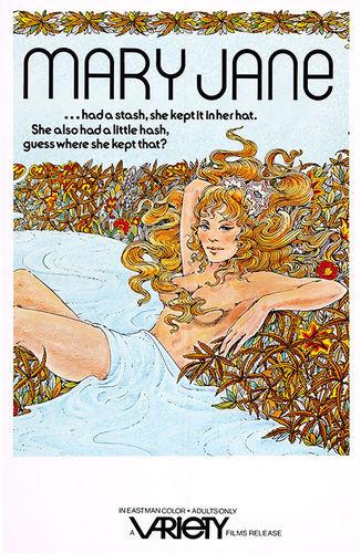 Mary Jane (1972) - Rhonda King, Anya Duval, Peggy Thorn