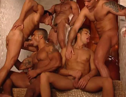 Hot gangbang collection with mercenary soldiers