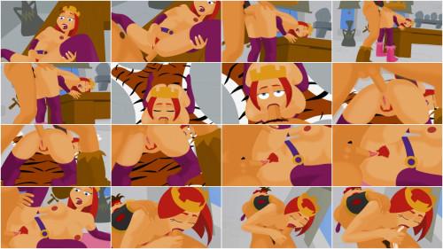 Dave The Barbarian Cartoon Porn