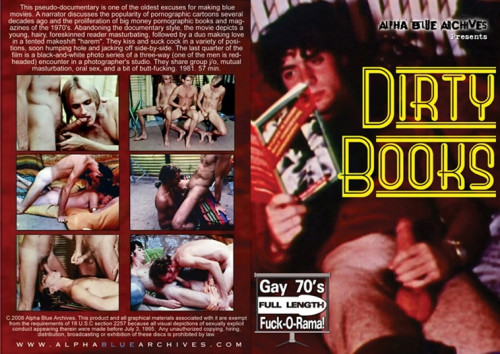 Dirty Books Group Jack Offs (Fuck-O-Rama)