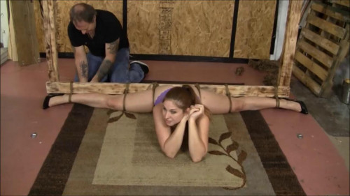 Brendasbound - Rose Spreads Them Legs BDSM