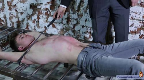 RusCapturedBoys - Young Captive Vadim - Part II - 2017 Gay BDSM