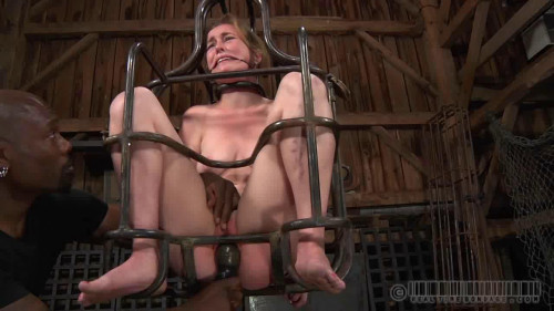 Pluck Part 3 - Jessie Parker BDSM