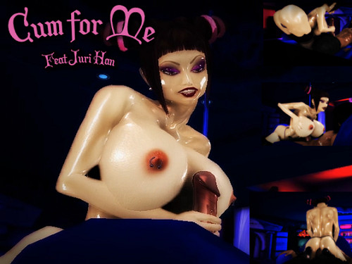 Cum for Me 3D Porn