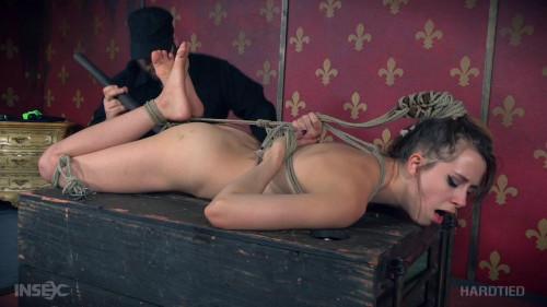 Zoey Laine - Bent Back Bondage Bitch BDSM