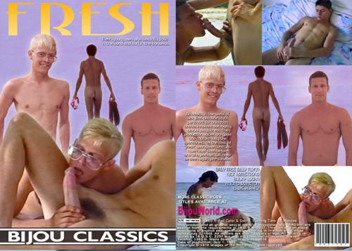 Fresh (1991) - Alex Carrington, Chris Player, Nick Armstrong Gay Retro