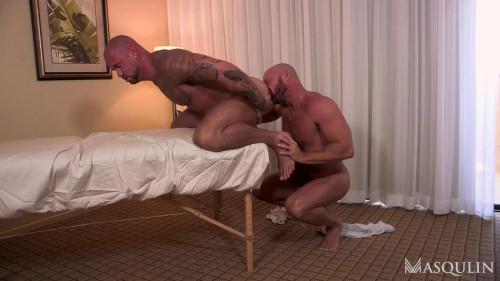 Masqulin - From Boss To Bottom -  Knox & Michael Roman (720p)