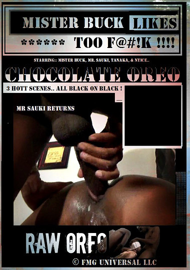 Chocolate Oreo Gay Movie