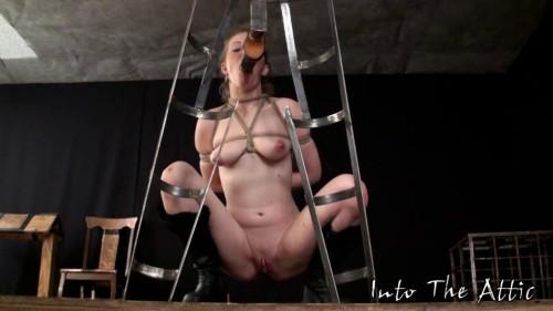 Michelle tied blow