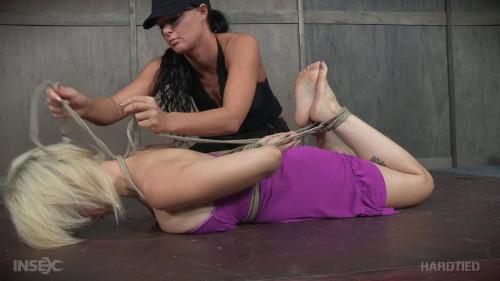 Nadia White, London River BDSM