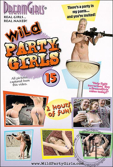 Wild Party Girls 15 Public Sex
