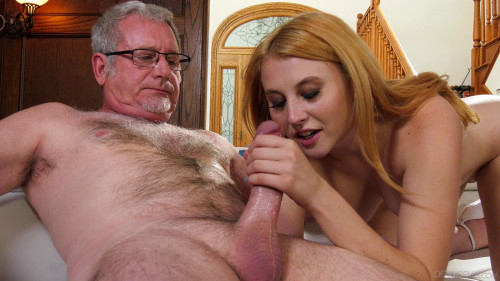 Kinsley Anne - Horny Old Mister (2018) Old and Young