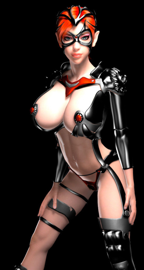 Dark Princess - The Faint Of Agony Desecrated to Evil 3D Porno