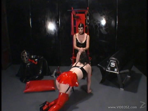 Anastasia Pierce Production Nice Sweet Hot Good Collection. Part 1. BDSM Latex