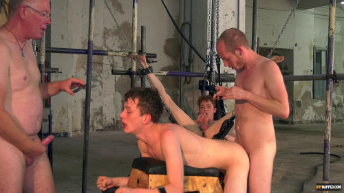 BoyNapped - Alex, Sebastian, Sean and Avery 1080p Gay BDSM