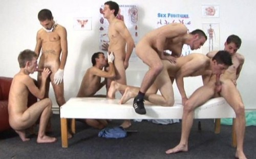Group Fuck Therapy For Young Sluts