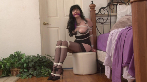 Sexy Lingerie Bondage for Mary Jane Green