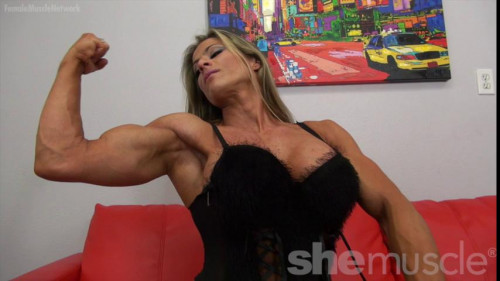 Female Muscle Cougars And Muscle Porn part 34